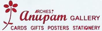 Anupam Gallery, Surajpole, Udaipur