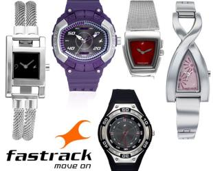 Fastrack Wrist Watch Collection at Anupam Gallery, Udaipur.