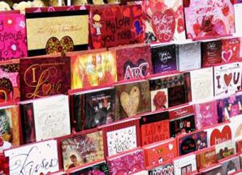 Archies Gifts & Cards at Anupam Gallery, Udaipur.