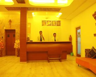 Reception, Reservation Counter